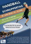 TV Handball Schnuppertag 2018 1