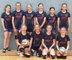 Weiter lesen   Volleyball (wU14): Gut gerüstet in die erste Saison