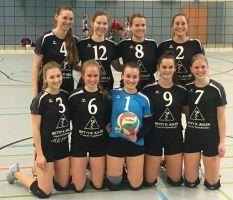 Weiter lesen   Volleyball (D1): Es ist vollbracht. Die Landesliga ruft