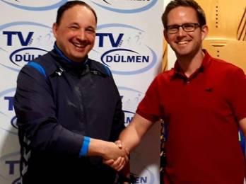 Gerd Terveer ist neuer Trainer der Handballdamen!