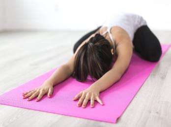 "Neues Kursangebot ""Yoga"""