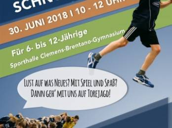 Schnuppertag TV Handball