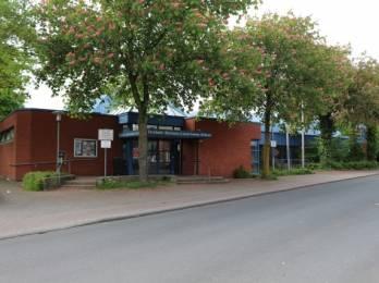 Hallensperrung Hermann-Leeser 13.6. - 4.7.