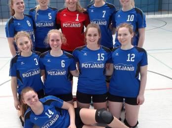 Volleyball (D1): Symphonie mit dem Paukenschlag