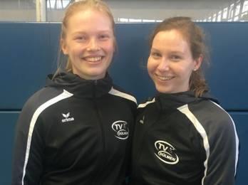 Volleyball (D1): Pflichtsieg mit angezogener Handbremse
