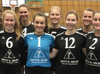 Volleyball (D1): Ein hartes Stück Arbeit