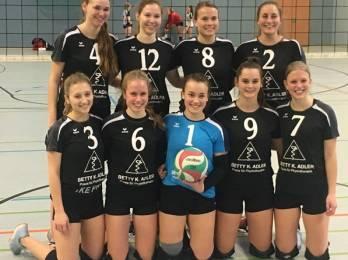 Volleyball (D1): Es ist vollbracht. Die Landesliga ruft